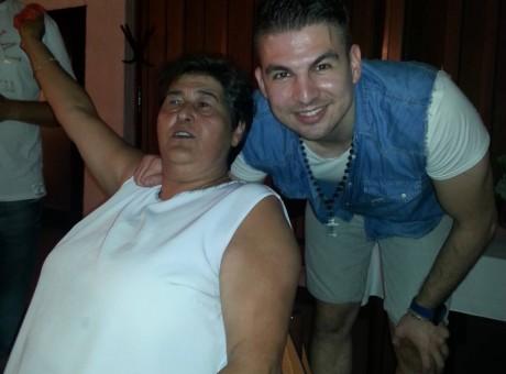 Nenin rođendan na Jastrepcu - Verka i Janko