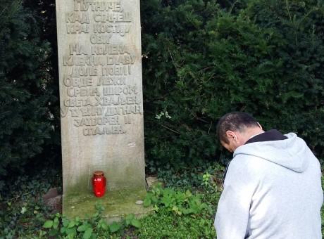 Srpsko vojncko groblje u Osnambriku