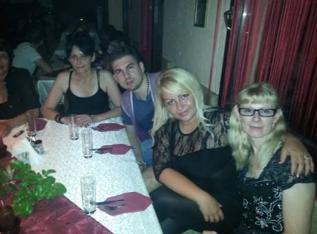 Nenin rođendan u kafani Košava - Nena, Janko, Boka, Vera