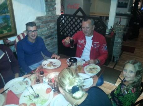 Večera kod Čuburca