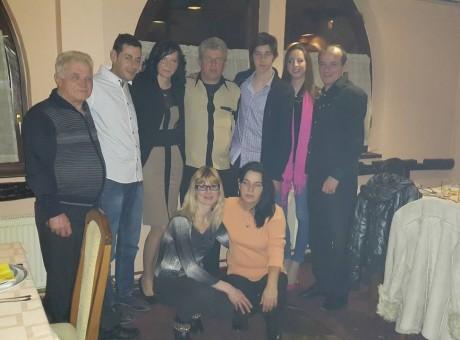 Boem, Steva, Sanči, Dejan, David, Ikica, Keza, Vera, Lidija